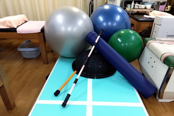 トレーニング用器具